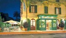 Hotel Ercolini e Savi in de avond