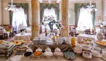 Hotel Ercolini e Savi - genieten van een heerlijk ontbijtbuffet