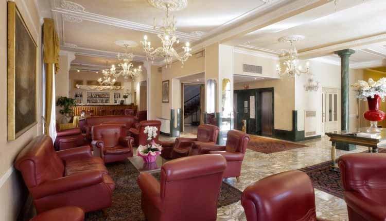 Hotel Ercolini e Savi - lounge