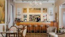 Hotel Ercolini e Savi - de gezellige bar
