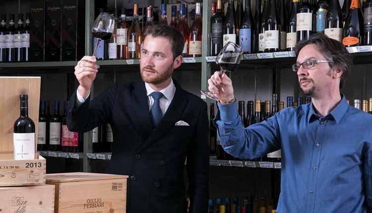 Hotel Ercolini e Savi - heerlijke wijnen