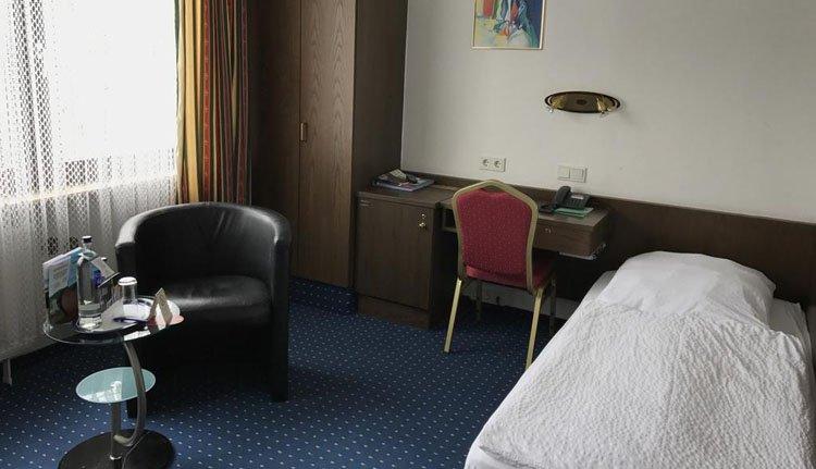Hotel Rheinlust - 1-persoonskamer