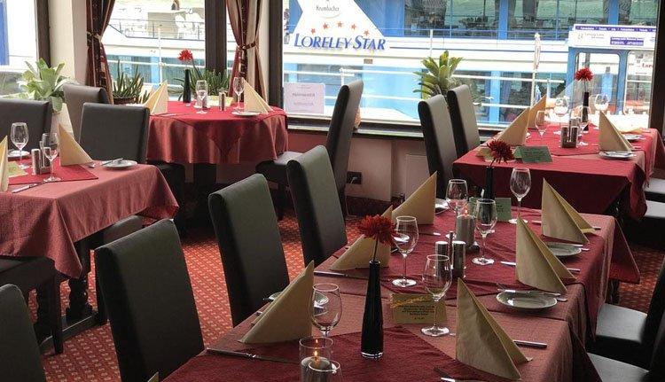 Hotel Rheinlust - restaurant