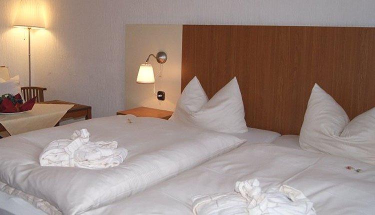 Panorama hotel Lahnblick - 2-persoonskamer