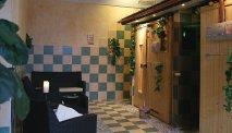 In de sauna van Hotel Lahnblick komt u tot rust