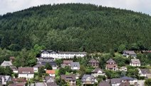Panorama hotel Lahnblick, Bad Laasphe