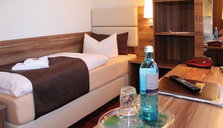 Hotel Goldener Hirsch, 1-persoonskamer