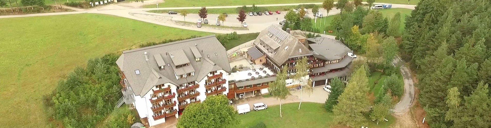 Banner Hotel Schöne Aussicht Hornberg-Niederwasser