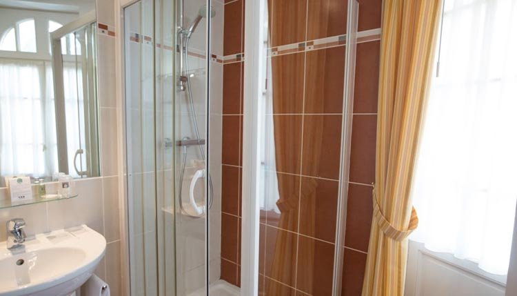 Hotel Balmoral - 2-persoonskamer, badkamer