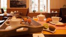 Hotel Balmoral - ontbijt