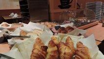 De croissants ontbreken niet in Hotel Balmoral