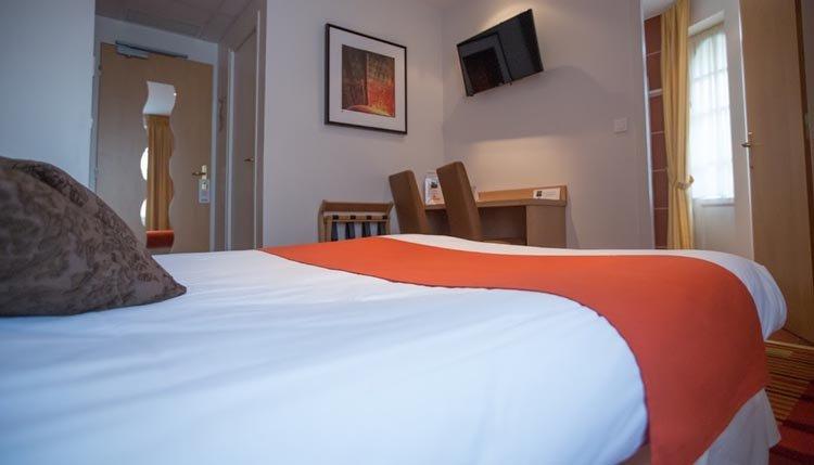 Hotel Balmoral - 2-persoonskamers met bureau