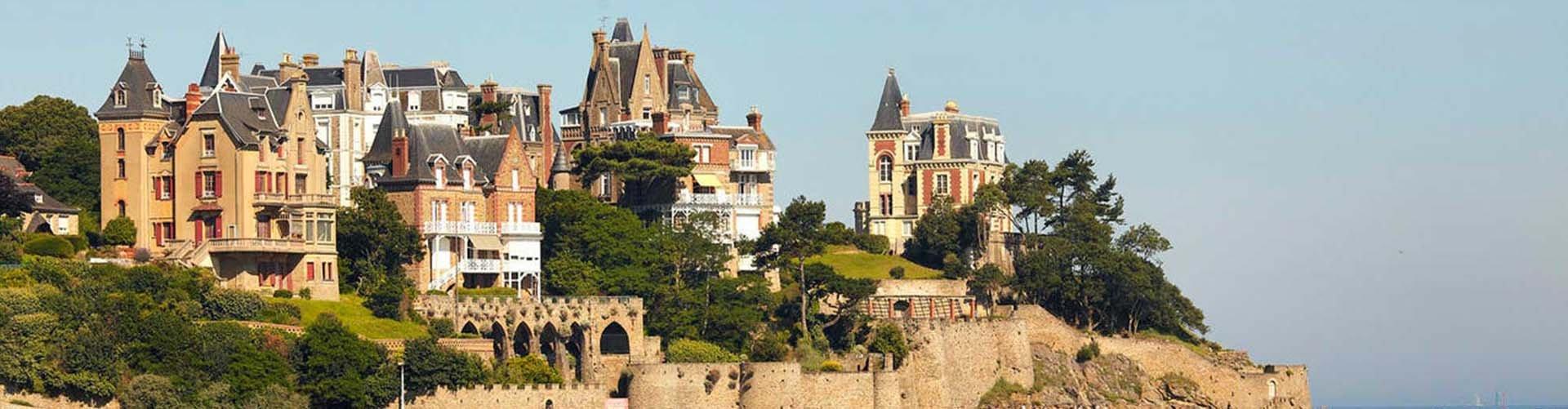 Banner Hotel Balmoral, Bretagne - Dinard