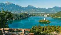 Hotel Lovec in Bled