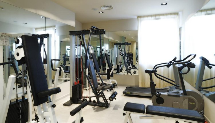 Hotel Mediterranee - fitness