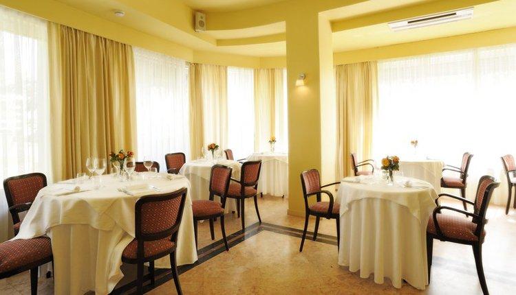 Hotel Mediterranee - restaurant