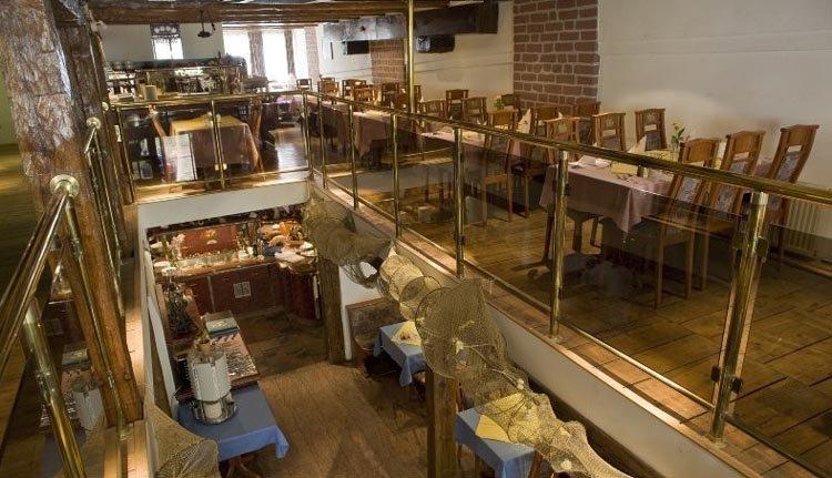 Hotel Alter Speicher - restaurant
