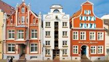 Hotel Alter Speicher, prachtig gelegen in Wismar