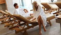 Ontspannen bij de wellness faciliteiten van Hotel Golf