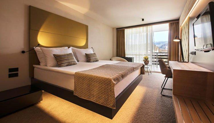 Hotel Golf Bled - 2-persoonskamer balkon meerzicht