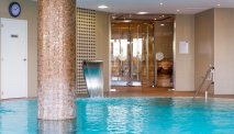 Hotel du Béryl St. Brevin -  zwembad
