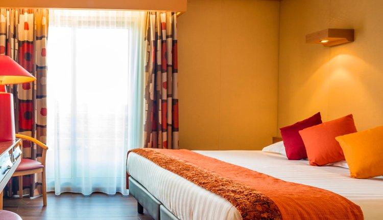 Hotel du Béryl St. Brevin - ruime 2-persoonskamers