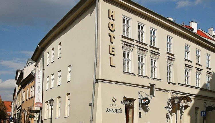 Hotel Amadeus - exterieur