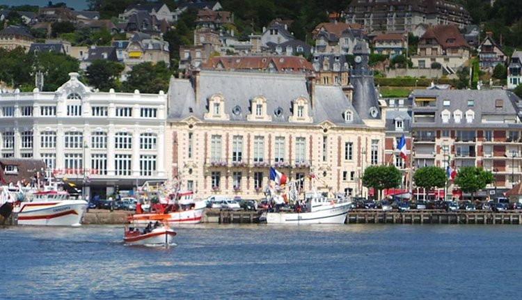 Best Western Hostellerie du Vallon - Trouville, Normandië Frankrijk