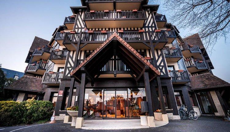 Best Western Hostellerie du Vallon - entree