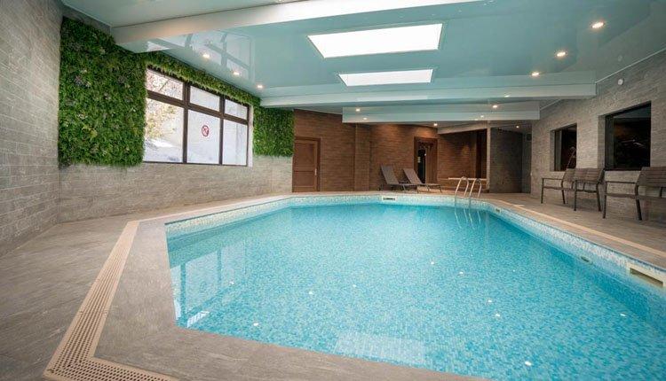 Best Western Hostellerie du Vallon - zwembad