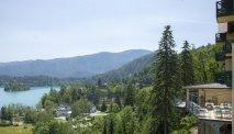 Hotel Triglav Bled - een prachtig overzicht