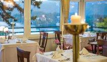 Het restaurant van Hotel Triglav Bled