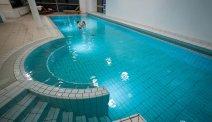 Zwemmen, wellness... het lijkt wel vakantie bij Hotel Triglav Bled