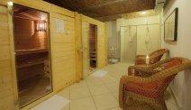 Wellness en sauna bij Hotel Triglav