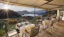 Hotel Triglav Bled - terras