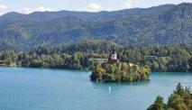 Hotel Triglav in Bled