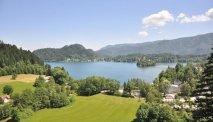 Hotel Triglav aan het meer van Bled