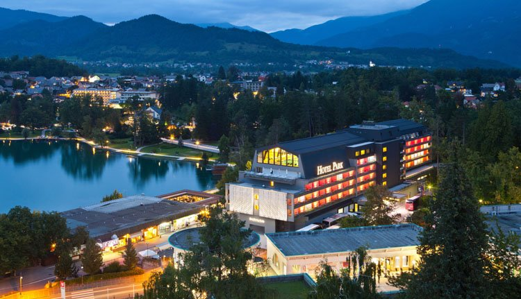 Hotel Park in Bled | Slovenië