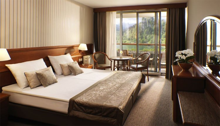 Hotel Park Bled - 2-persoonskamer meerzicht