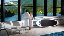 Hotel Park Bled - zwembad, wellness