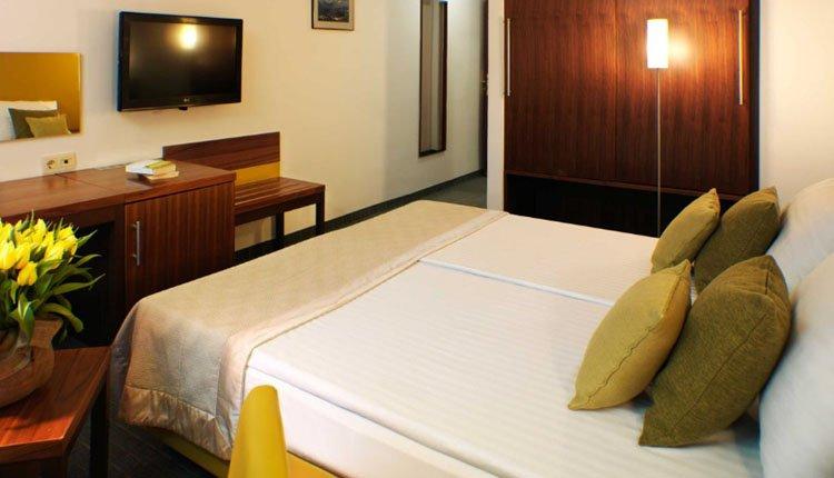 Hotel Park Bled - 2-persoonskamer parkzicht