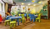 Hotel Savica - kinderspeelkamer