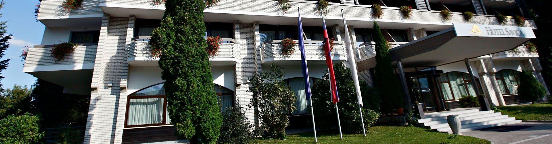 Bnner Hotel Savica - Bled, Slovenië