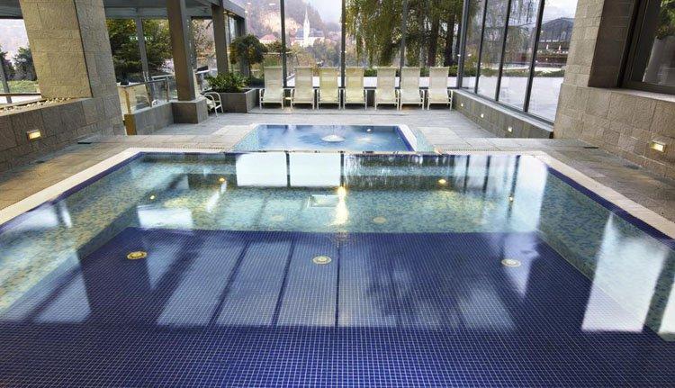 Hotel Savica - zwembaden