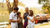 Een heerlijke familievakantie bij Hotel Savica Bled