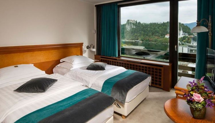 Hotel Kompas Bled - 2-persoonskamer