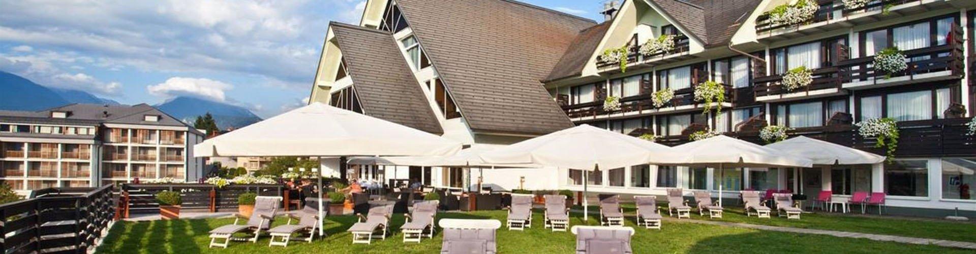 Banner Hotel Kompas Bled, Slovenië