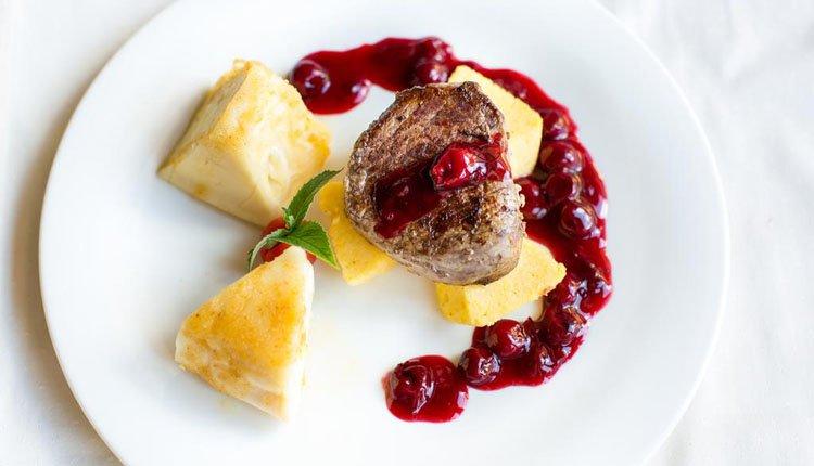Culinair genieten bij Guesthouse Smogavc