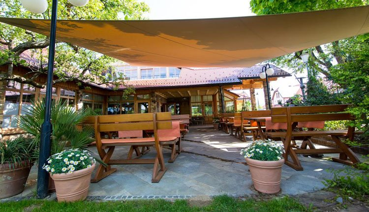 Guesthouse Smogavc - terras
