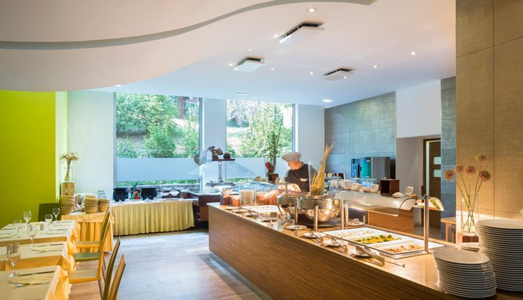 Hotel Lucija - restaurant